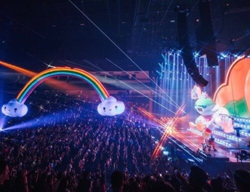 Creating Concert Magic: Interactive Inflatables