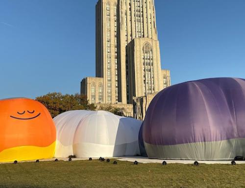 Inflatable Zen Experience