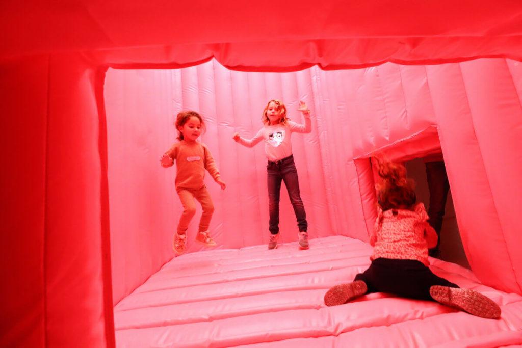 07_Museum of Ice Cream_Pink Bounce Room