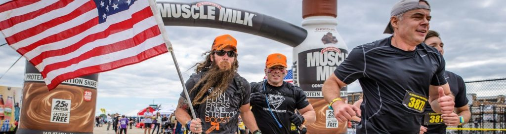 10_Muscle Milk_Race Inflatable Botthle Arch