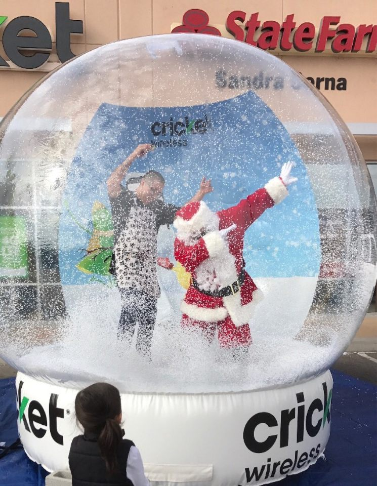 10_Cricket-Snowglobe_Interactive Inflatable