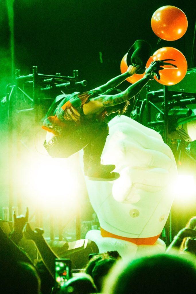 14_Ice Nine Kills_Inflatable Stage Prop