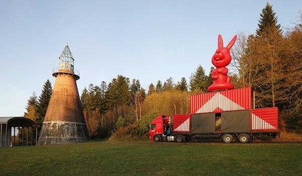 18_MuMo – Mobile Museum_Traveling Art Inflatable