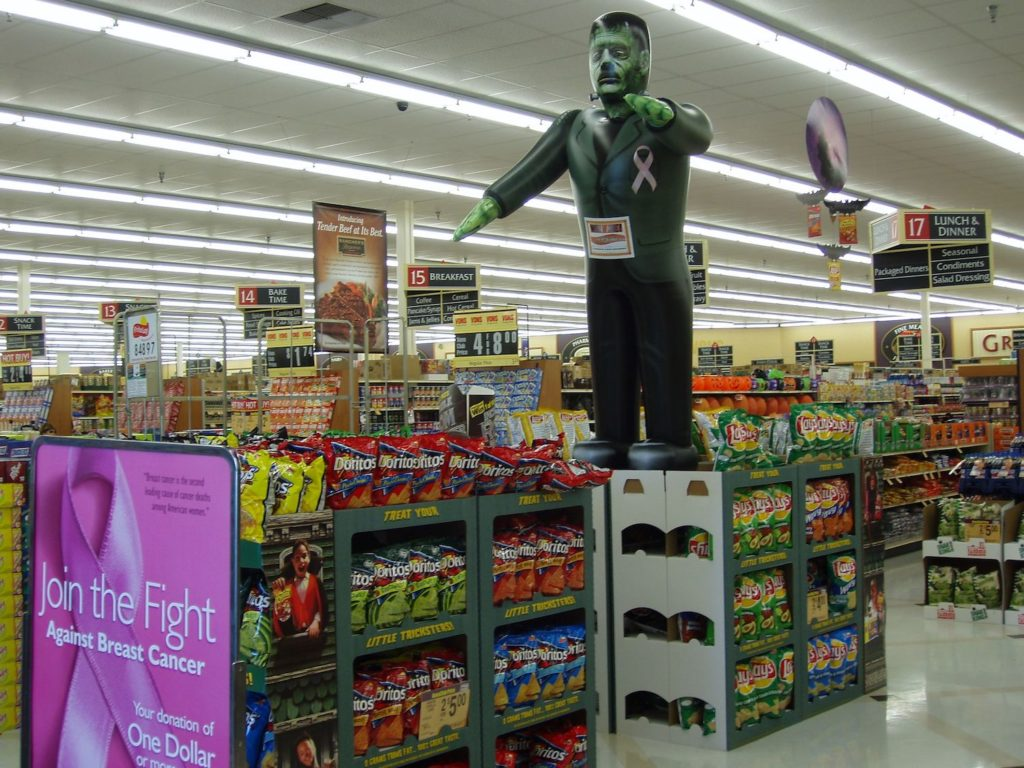 20_Frito-Lays_Frankenstein_Retail Display Inflatable