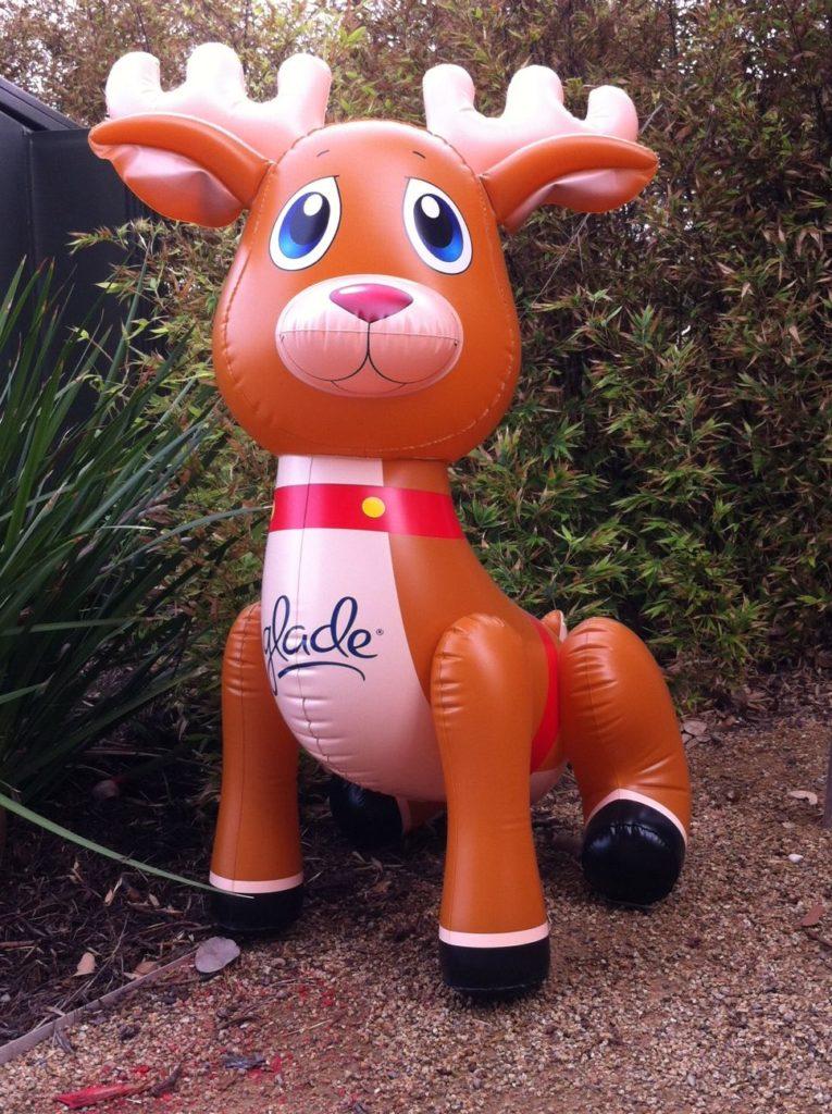 30_Glade_Reindeer POP Inflatable Display
