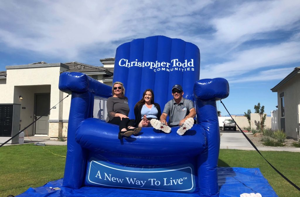 62_Chris Todd Communities_Inflatable Chair