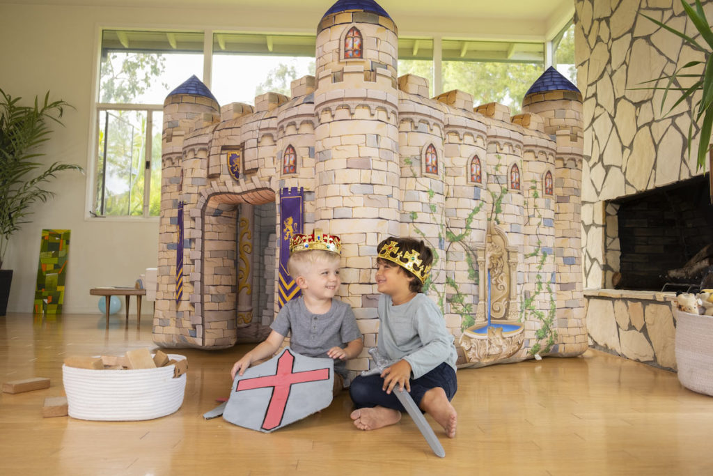 22_Indoor Kingdoms_Cold Air Inflatable Playhouse